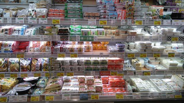 京急ストア 品川店商品棚