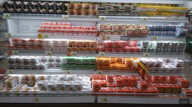 西友(SEIYU) 二俣川店商品棚1