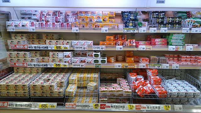 セイミヤ 多古店商品棚