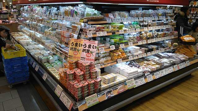 KITANO ACE(北野エース)まるい遊館北千住店商品棚